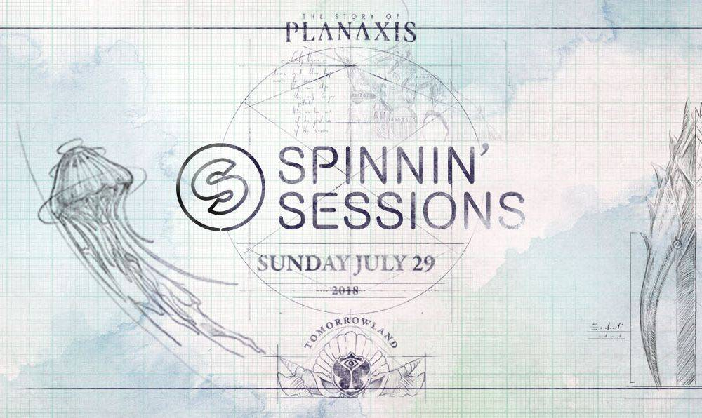 Spinnin' Sessions announces Tomorrowland line-up