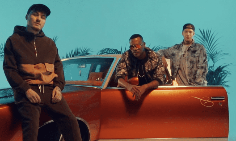 VIDEO: The Boy Next Door teams up with Kevin Lyttle and $hirak
